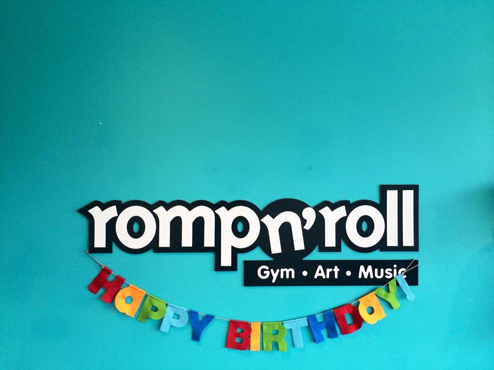 Romp n' Roll is Now Offering Mini Birthday Parties and Playdates