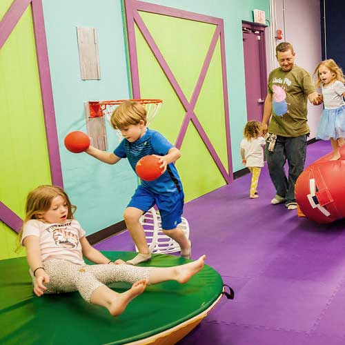 kids classes Blacksburg