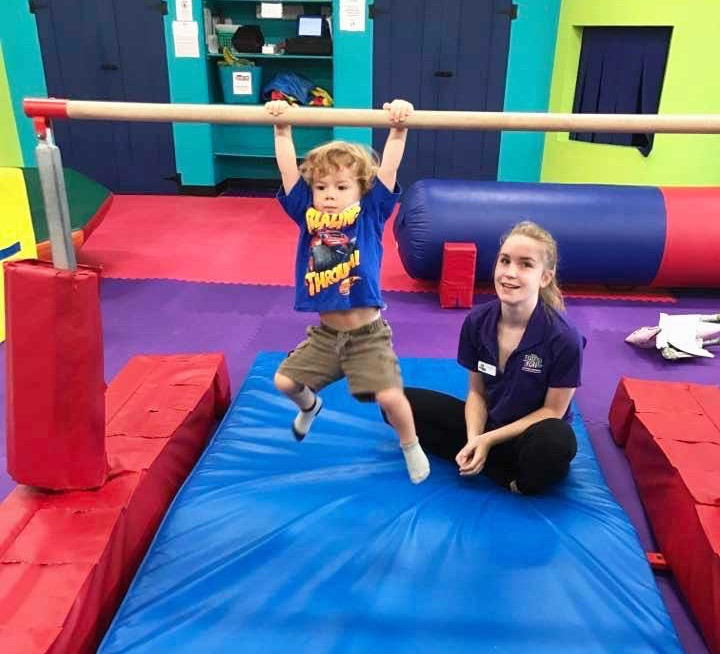 Toddler Tumbling Classes Blacksburg