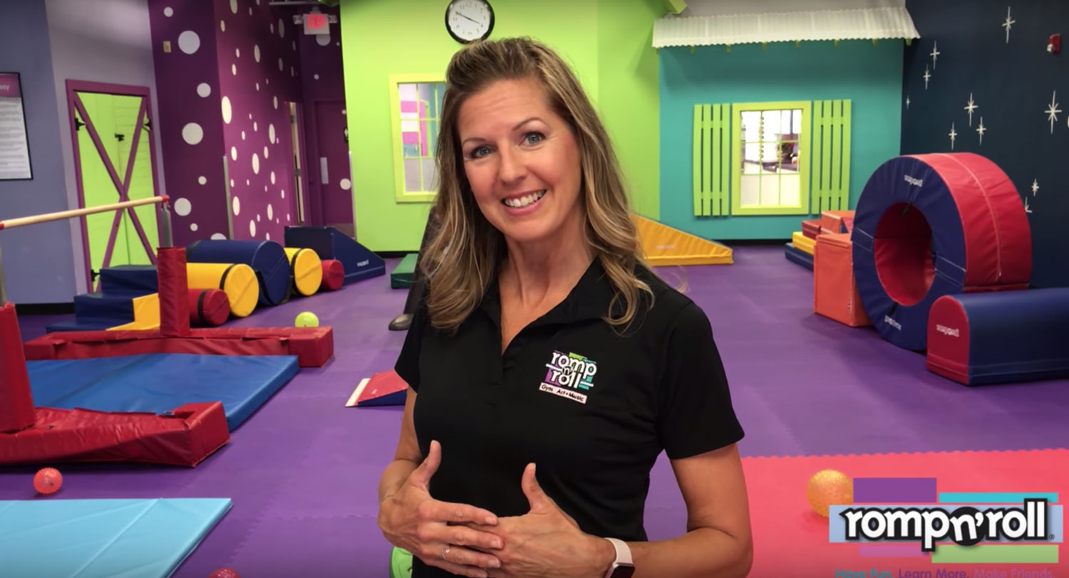 starting a children's gym
