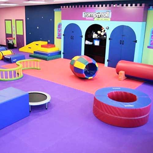kids gym Blacksburg